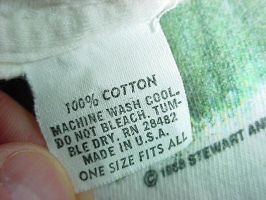 Vintage Rod Stewart Out of Order T-Shirt L