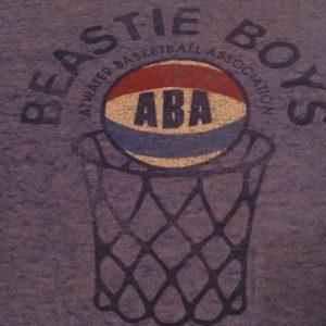 Vintage Beastie Boys ABA Ringer T-Shirt M