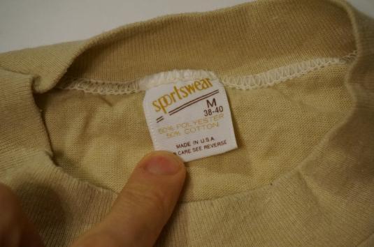 Vintage Morton Grove Anti-Gun Ban T-Shirt M/S