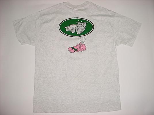 Vintage Beastie Boys Dusted Elephant T-Shirt 1992 L/XL