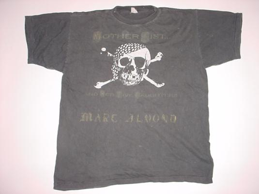 Vintage Marc Almond Mother Fist T-Shirt Soft CellL/ XL