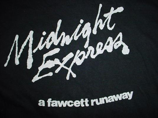 Vintage Midnight Express T-Shirt S