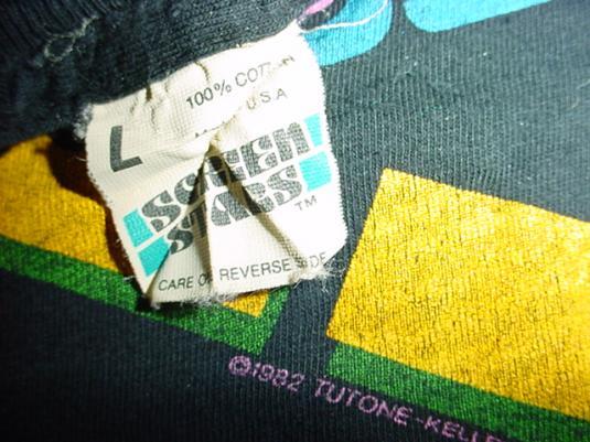 Vintage Tommy Tutone T-Shirt 867-5309 M/S