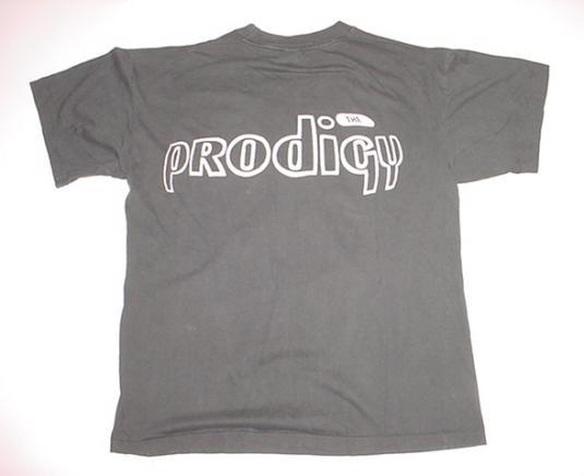 Vintage The Prodigy T-Shirt Keith Flint L/M