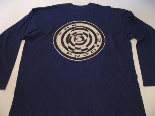 Vintage The Prodigy Experience 1992 T-Shirt XL