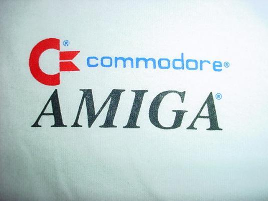 Vintage Commodore Amiga T-Shirt M/L