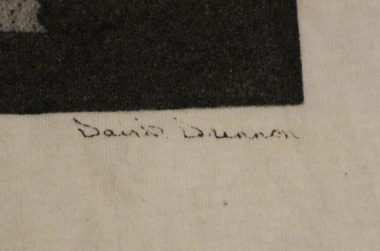 Vintage David Drennon Art T-Shirt Novus Ordo Seclorum M