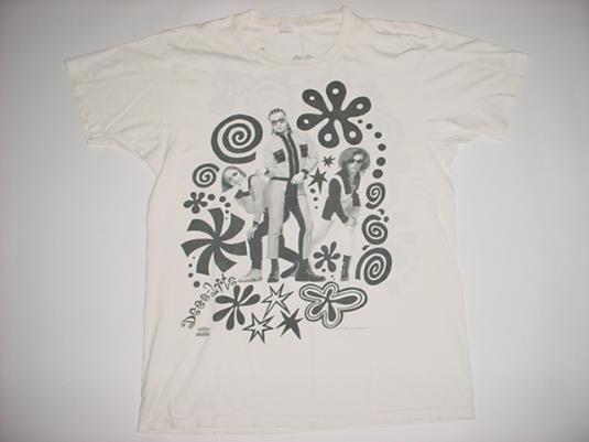 Vintage Deee-Lite T-Shirt Lady Miss Kier Dee DJ Dmitri L