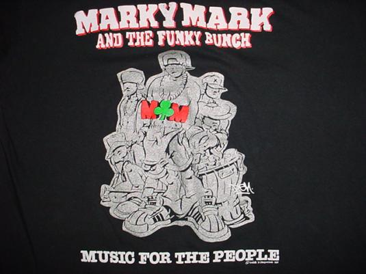 Vintage Marky Mark and the Funky Bunch T-Shirt L/XL