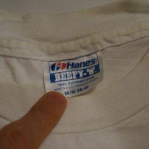 Vintage Barry Sheene T-Shirt Legends Grand Prix Motorcyle M