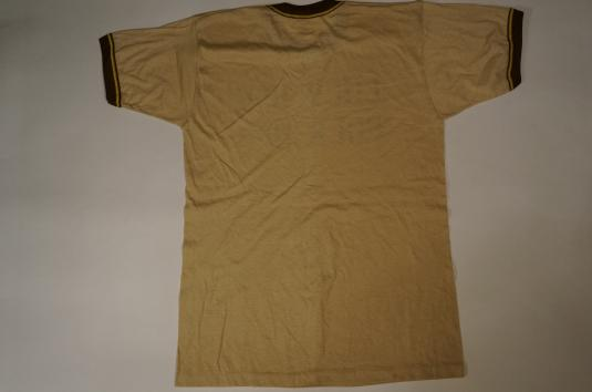 Vintage FUCK OFF hidden message T-Shirt M/S