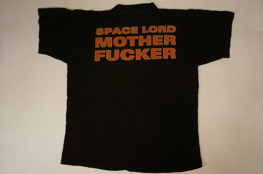 Vintage Monster Magnet T-Shirt Space Lord Mother Fucker XL