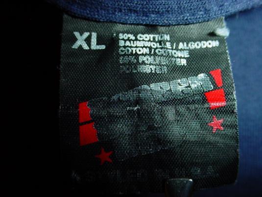 Vintage 808 State T-Shirt Cubic 1991 Techno XL