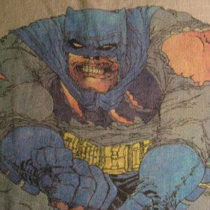 Vintage Batman Dark Knight Frank Miller T-Shirt Lynn Varley