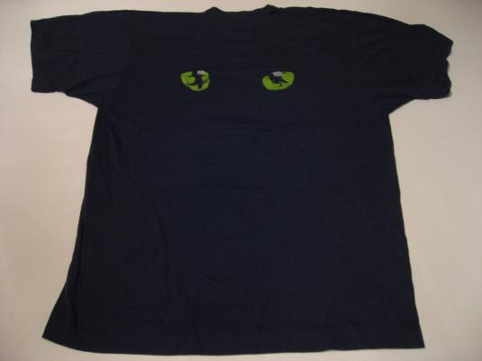 Vintage Cats Musical Broadway T-Shirt M/S