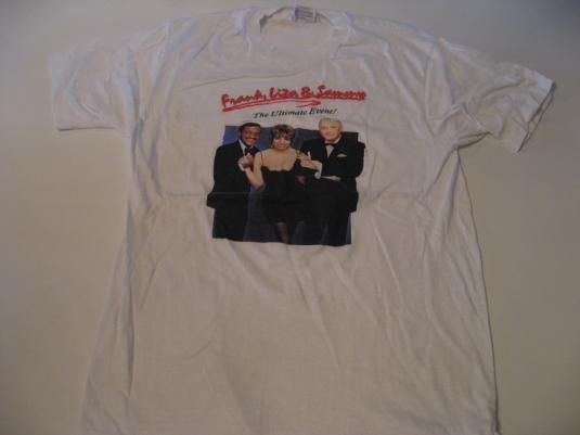 Vintage Frank Sinatra Liza Minnelli Sammy Davis Jr T-Shirt M