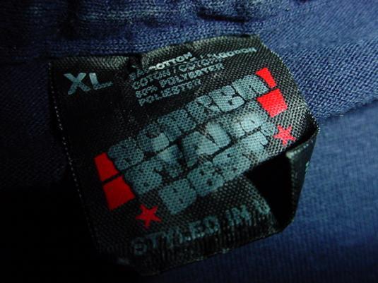 Vintage 808 State T-Shirt Lift Open Your Mind L/XL