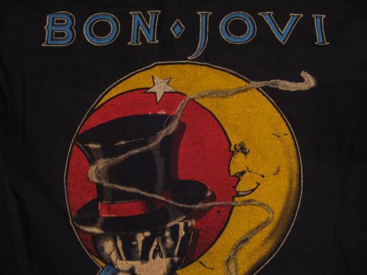 Vintage Jon Bon Jovi Rocks Your Ass Off Tank T-Shirt