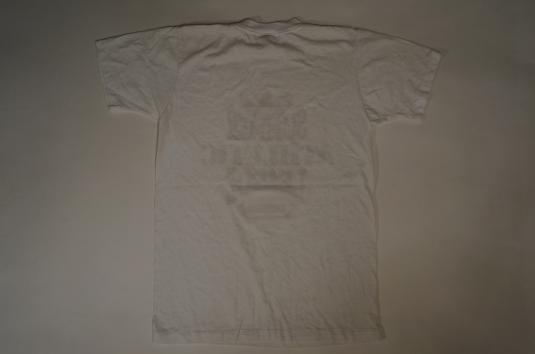 Vintage ADIDAS SUMMER ATHLETIC CAMP T-Shirt S