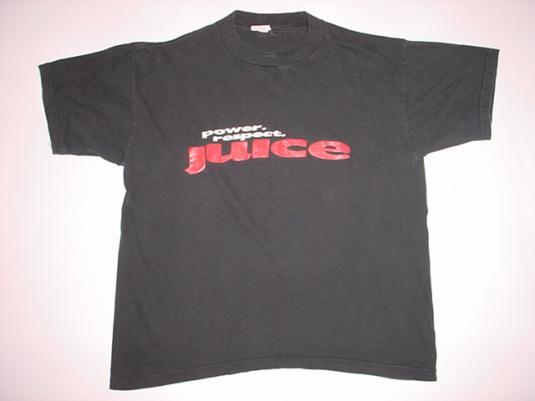 Vintage Juice T-Shirt Tupac Shakur EPMD Special Ed M