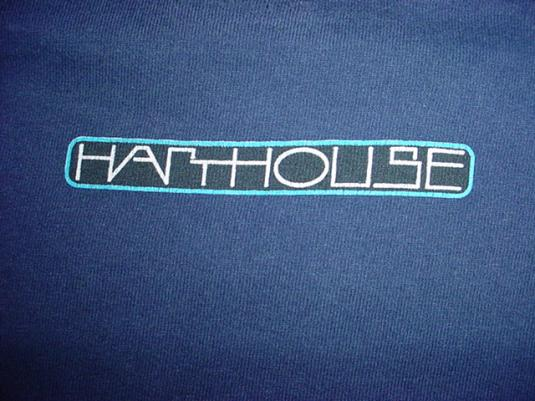 Vintage Harthouse T-Shirt Sven Vath XL