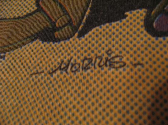 Vintage Lucky Luke Maurice De Bevere Morris Dargaud T-Shirt