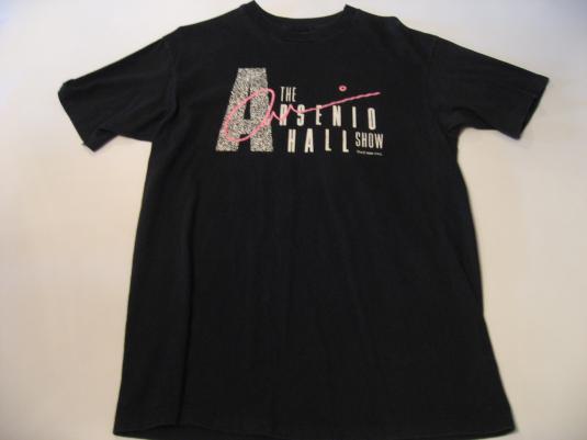 Vintage Arsenio Hall T-Shirt 1980s M