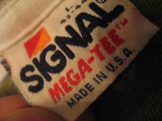 Vintage Soft Cell T-Shirt Marc Almond David Ball M/L