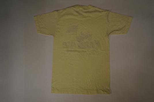 Vintage FARM AID t-shirt Lincoln Nebraska 1987 S