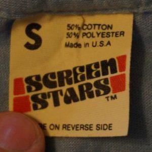 Vintage Star Wars Return of the Jedi GLOW Darth Luke T-Shirt