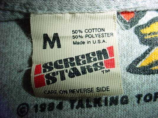 Vintage Pop-It Breakdancing T-Shirt 1984 M/S