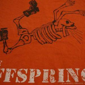 Vintage The Offspring Epitaph Records T-Shirt Smash Era XL