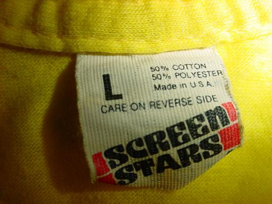 Vintage Weird Science T-Shirt John Hughes 1985 M/L