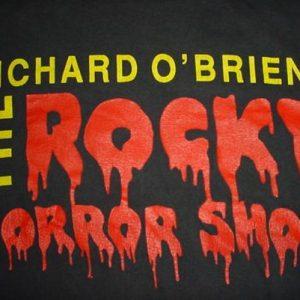 Vintage Richard O'Brien's Rocky Horror Picture Show XL
