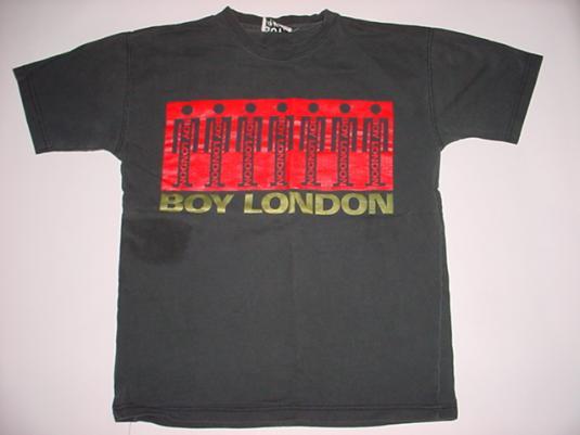 Vintage Boy London T-Shirt M