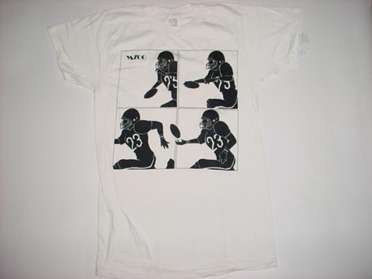 Vintage Yaz T-Shirt Yazoo Vince Clarke 1980s S