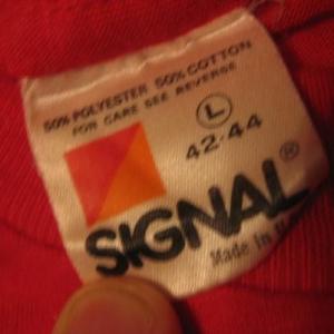 Vintage San Francisco 49ers Super Bowl XIX 1985 T-Shirt S