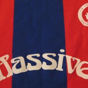 Vintage Massive Attack T-Shirt Originale Chief Rockers M/L