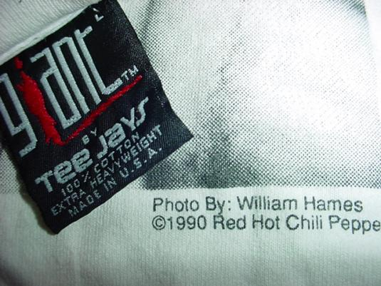 Vintage Red Hot Chili Peppers T-Shirt L/M