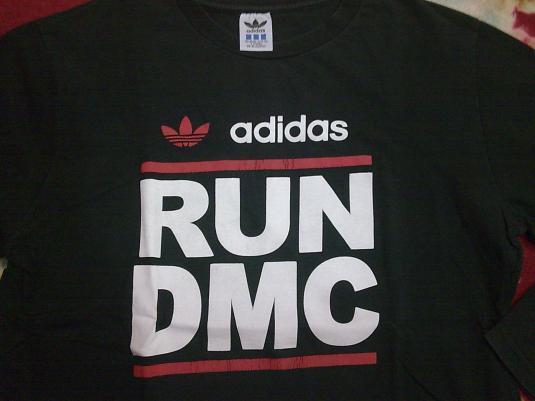 Adidas run dmc early 90s