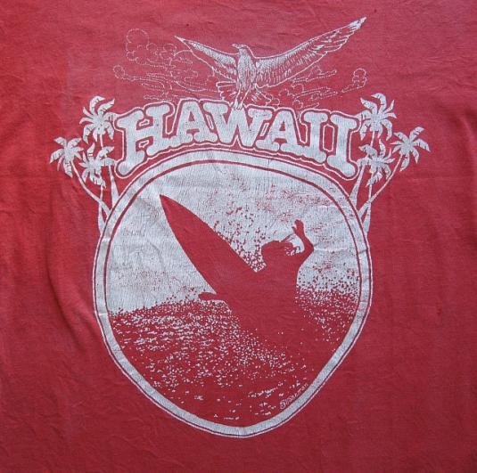 1977 Hawaiian Tourist T-Shirt