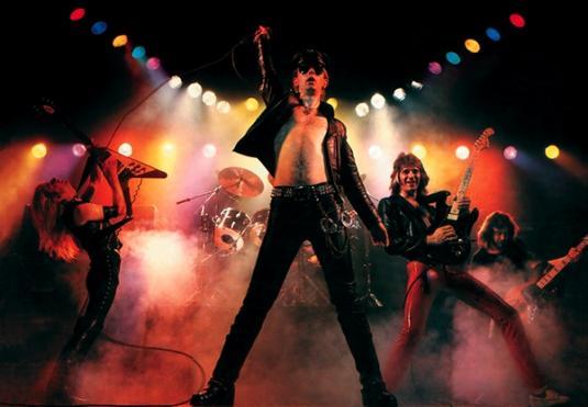 Rare 1982 Judas Priest Tour T-Shirt