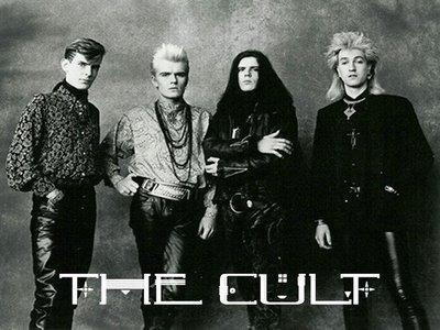 "1985 The Cult ""Love"" Tour T-Shirt"