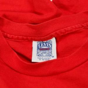 90'S LEVI'S DENIM 501 VINTAGE T-SHIRT