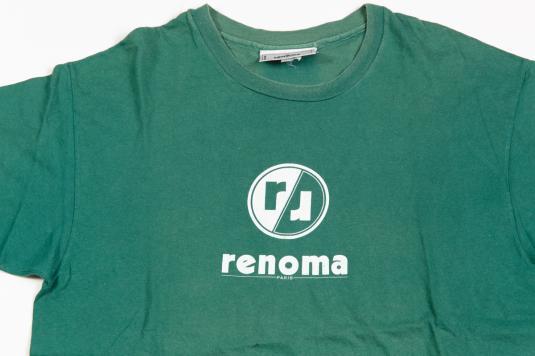 90'S RENOMA PARIS VINTAGE T-SHIRT