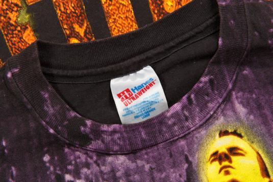 90'S PANTERA ALLOVER PRINT ROCK VINTAGE T-SHIRT