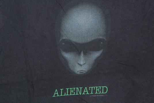 90'S ALIEN SCIFI TECH VINTAGE T-SHIRT