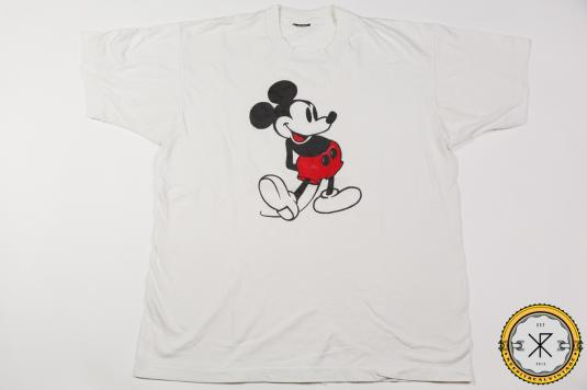 90'S MICKEY MOUSE DISNEY VINTAGE T-SHIRT