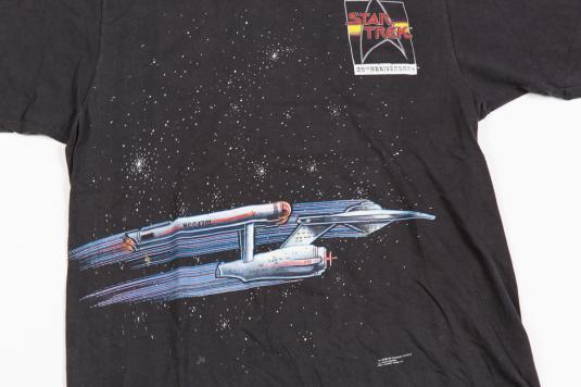 1991 STAR TREK MOVIE VINTAGE T-SHIRT