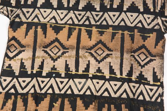 90'S AZTEC TRIBE ALLOVER PRINT VINTAGE T-SHRT